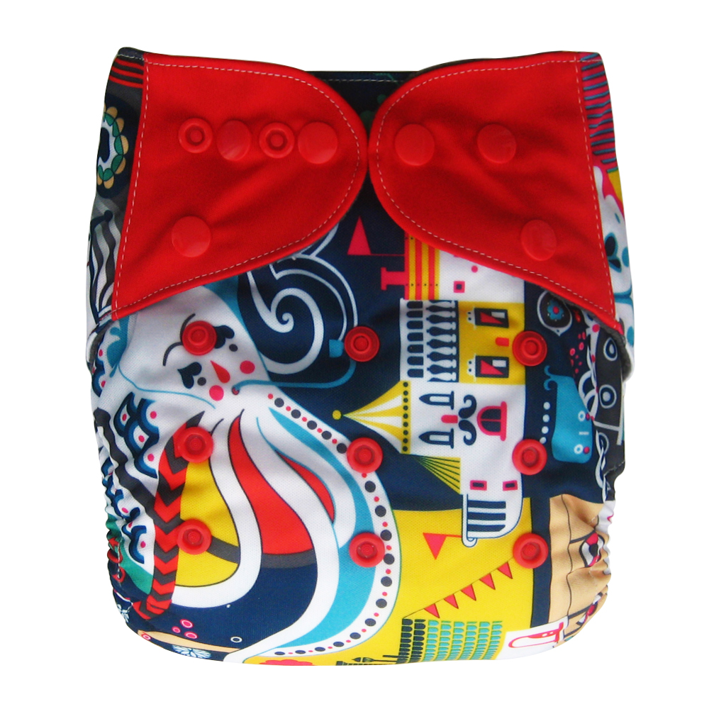 EcoAble AIO Cloth Diapers review