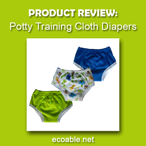 Potty Training Cloth Diapers